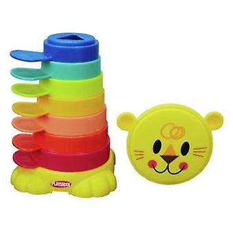 Playskool Stackable cubes leoncito (Toys , Preschool , Babies , Stackable Toys)