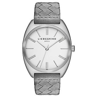 LIEBESKIND BERLIN ladies watch wristwatch leather LT-0048-LQ