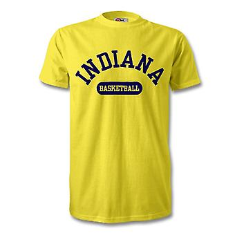Indiana Basketball t-skjorte