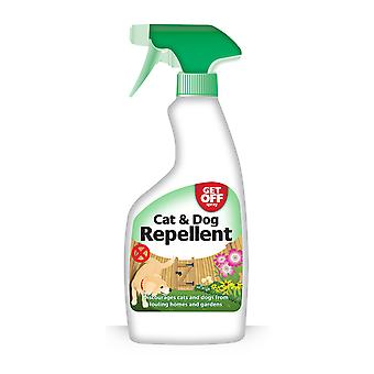Get Off Cat & Dog Repellent Spray 500ml (Pack of 6)