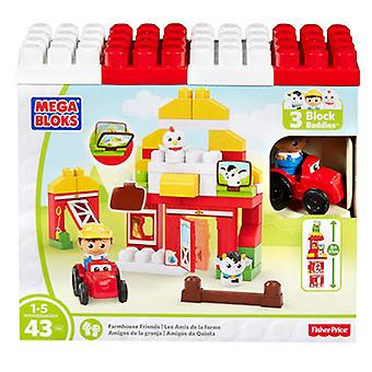 Megabloks Farm Friends (Toys , Constructions , Characters And Animals)