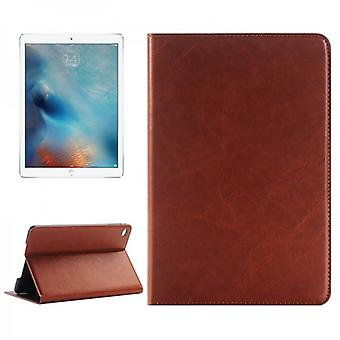 Deluxe Braun protective cover case for Apple iPad Pro 12.9 inch