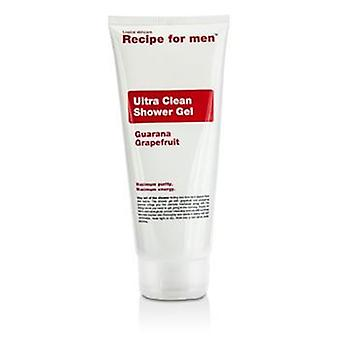Recipe For Men Ultra Clean Shower Gel - 200ml/6.7oz