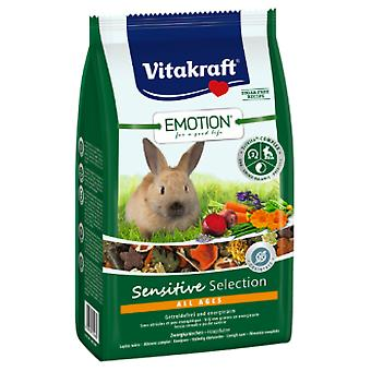 Vitakraft Menu Selection Emotion Sensitive Dwarf Rabbits 600 gr.