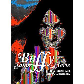 Buffy Sainte-Marie - dokumentar-Multi-medier liv [DVD] USA importerer