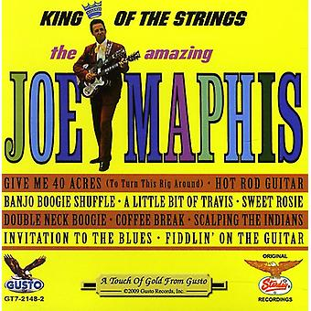 Joe Maphis - King of the Strings [CD] USA import