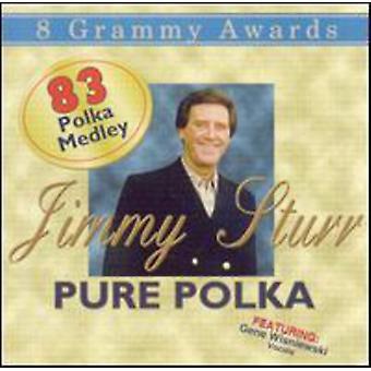 Jimmy Sturr - ren Polka 83 Polka Medley [CD] USA import