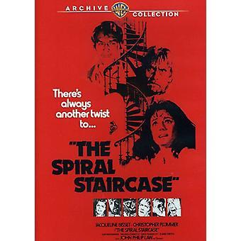 Spirale escalier (1975) [DVD] USA import