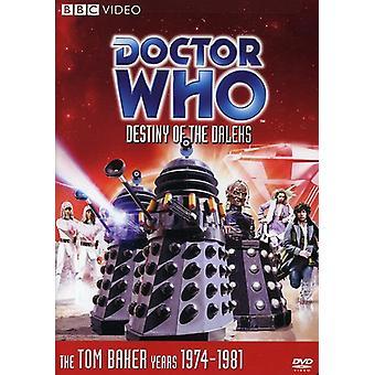 Doctor Who - Doctor Who: Lot van de Daleks [DVD] USA import