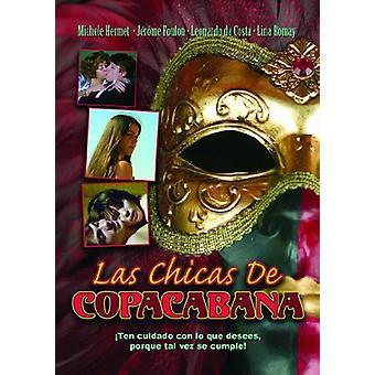 Las Chicas De Copacabana [DVD] USA import