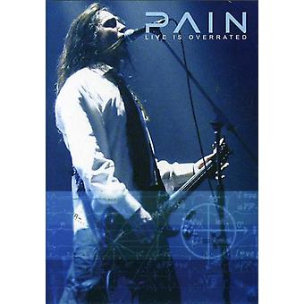 Pain - Live Is Overrated [DVD] USA import