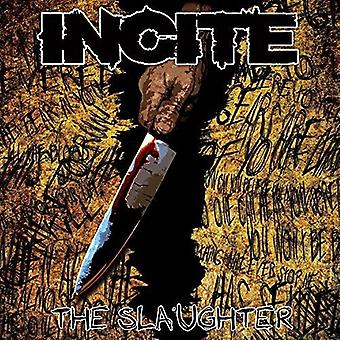 Incite - slagtning [CD] USA import