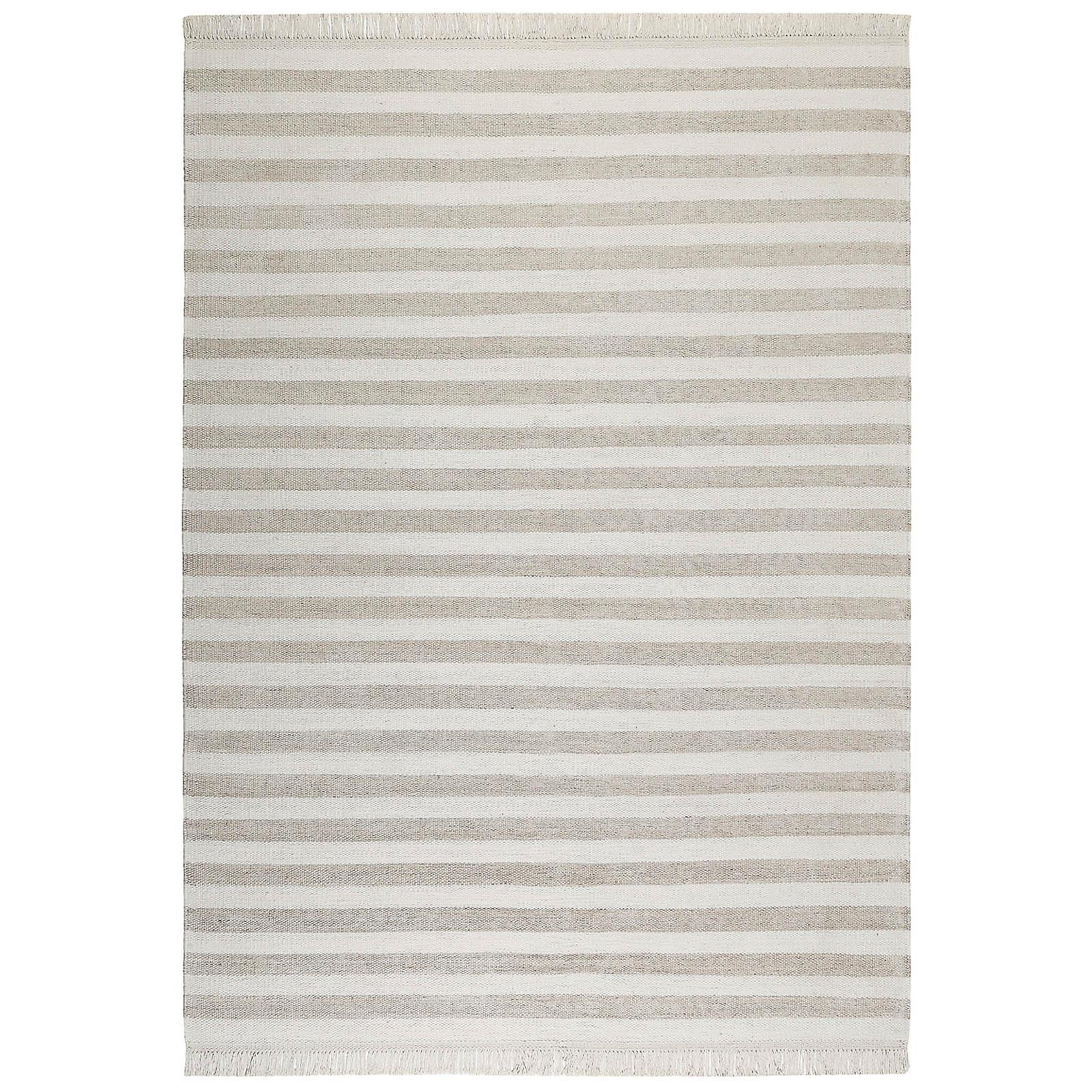 Noble Stripes Rugs 0010 04 By Carpets & Co In Beige