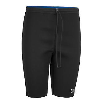 Select Profcare termisk bukser - sort-blå