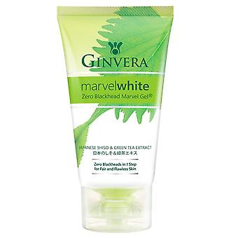 Ginvera Marvelwhite Exfoliating Gel With Japanese Shiso Plant Extract