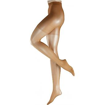 Falke Shape 20 Denier Transparent Shaping Panty Matte Tights - Powder Tan
