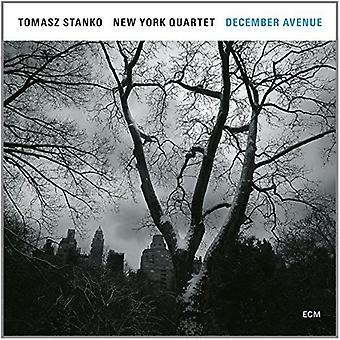 Stanko, Tomasz/New Yo - December Avenue [CD] USA import