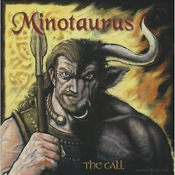 Minotaurus - kald [CD] USA importerer