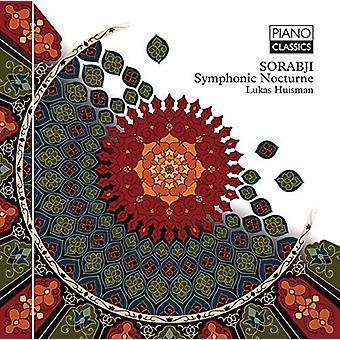 Sorabji / Huisman, Lukas - symfonisk Nocturne [CD] USA import