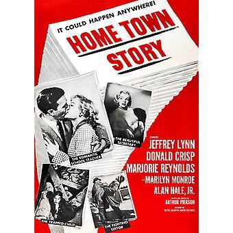 Ciudad natal historia [DVD] los E.e.u.u. la importación