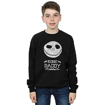 Disney Boys Nightmare Before Christmas Bone Daddy Sweatshirt
