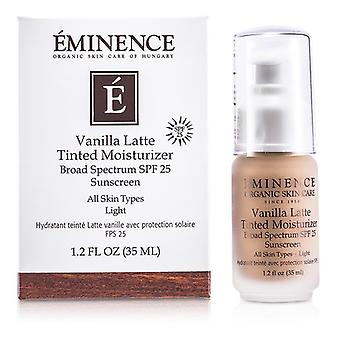 Eminence Vanilla Latte Tinted Moisturizer Broad Spectrum SPF 25 Sunscreen - Light 35ml/1.2oz