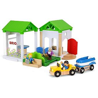 BRIO Village Summer House - Village 33953