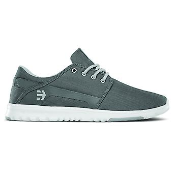 Etnies Scout Shoes - Charcoal / Heather UK 8