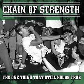 Kæde af styrke - én ting at stadig holder Tru [CD] USA import