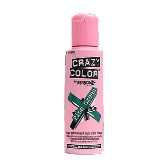 Renbow Crazy Color No.46 Pine Green Semi-Permanent Cream 100ml