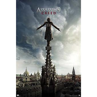 Assassins Creed - filmaffisch Poster affisch Print