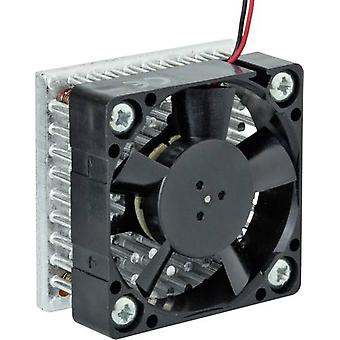 Axial fan 12 Vdc (L x W x H) 25 x 25 x 15 mm SEPA