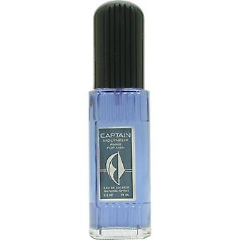 Captain By Molyneux Edt Spray 2.5 Oz