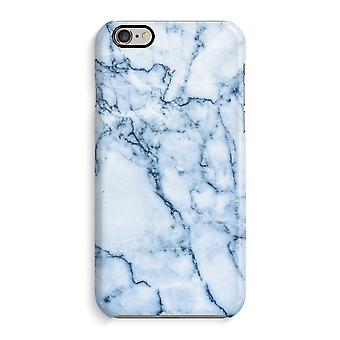 Iphone 6 6s Case 3d Case (Glossy) - Blue marble