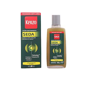 Kerzo Locion Mantenimiento Seda Anti Caida 150ml Unisex New Sealed Boxed