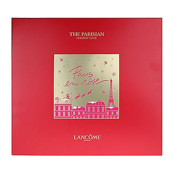 Lancome The Parisian Holiday Case 2016 Sparkling Plums Gift Set With Train Case