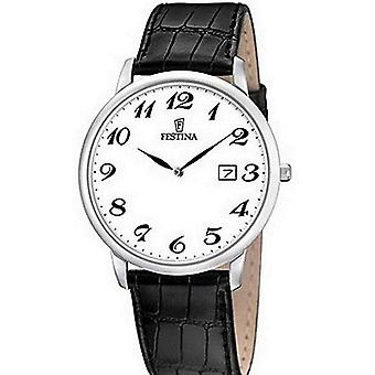 Festina watches mens watch classic F6806/5