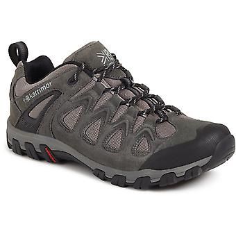 Karrimor Mens Supa 5 Suede Mesh Wicking Dynagrip Walking Shoes