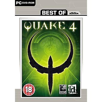 Best of Range Quake 4 (PC DVD)