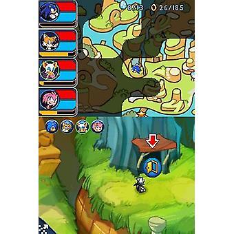 Sonic Chronicles-die dunkle Bruderschaft (Nintendo DS)