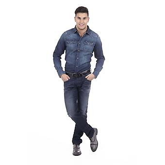 Diesel | Men's Denim Shirt