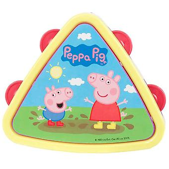Peppa Pig tamburello