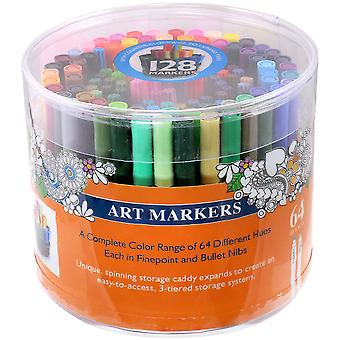 Pro Art Art Marker Caddy-Holds 128 Markers