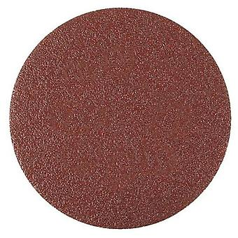 Wolfcraft 5 60 grit self-adhesive sanding discs