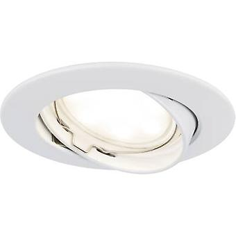 Paulmann Coin 92803 LED recessed light 6.8 W Warm white White