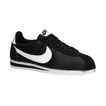 NIKE Cortez nylon men's sneaker sneakers black