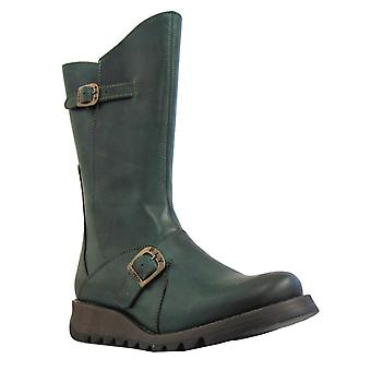 Fly Womens Mid Boot Mes Petrol