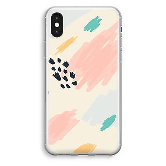 iPhone przypadku przezroczysty XS (Soft) - Niedziela Chillings