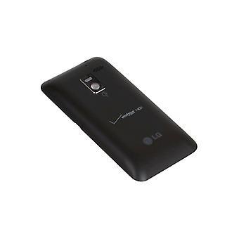 OEM LG Revolution VS910 trådløs lading Batteridør deksel LGVS910-WLDR (bulk emballasje)