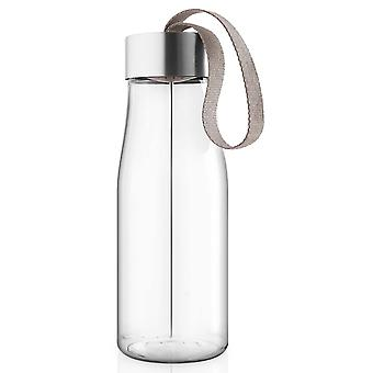Eva solo MyFlavour water bottle 0.75 l warm grey / warm grey